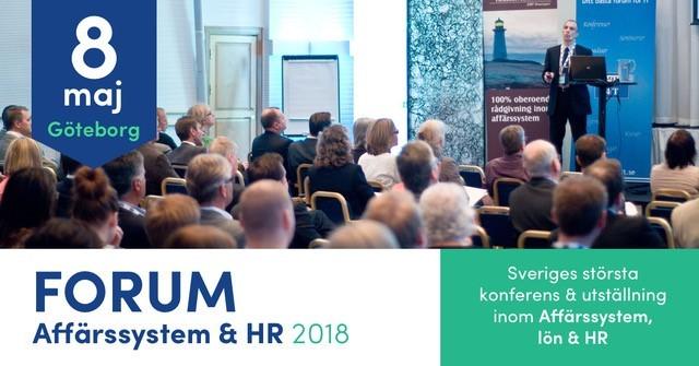 Forum4 It Göteborg 2018