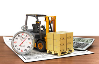 Supply Chain Time Management