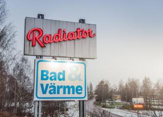 Kundcase Radiator