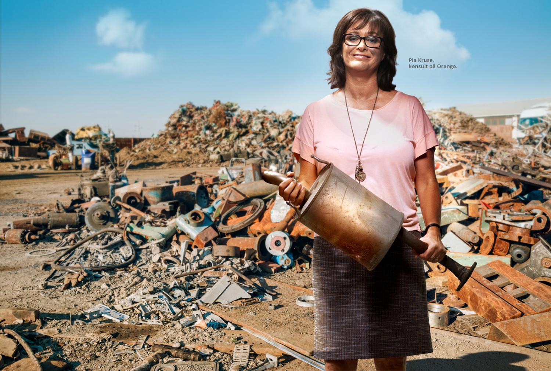 Bransch Avfall Och Atervinning