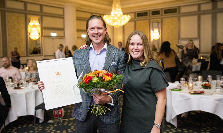 Kristian Randel Årets Hr Profil