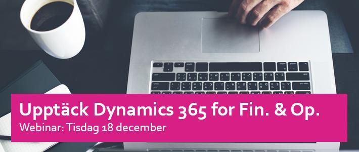 D365 Webinar Dec2